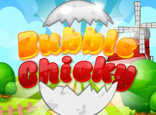 Bubble Chicky Puzzle Online Game