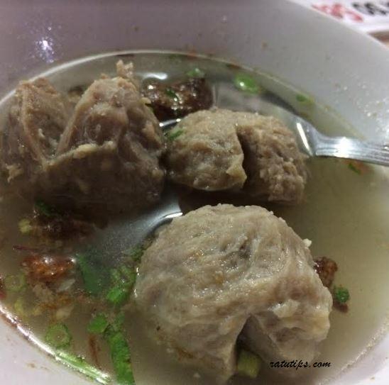 Review Kuliner Baso Seuseupan di Wilayah Bogor, Baso Legendaris dengan Rasa yang Enak!