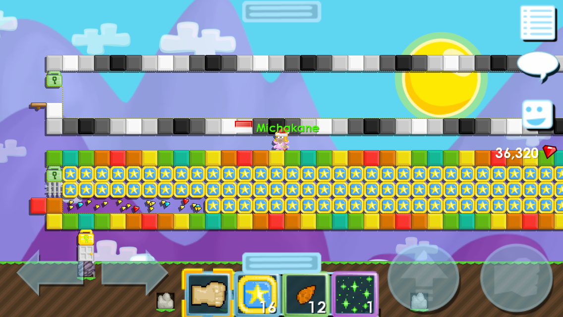 Mich gaming growtopia this is my world michikoakane and my character on growtopia forumfinder Choice Image