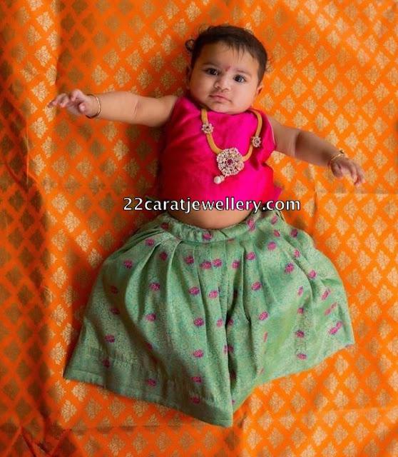 Dil Raju Grand Daughter Annaprasana
