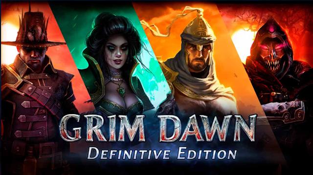 Grim Dawn Definitive Edition