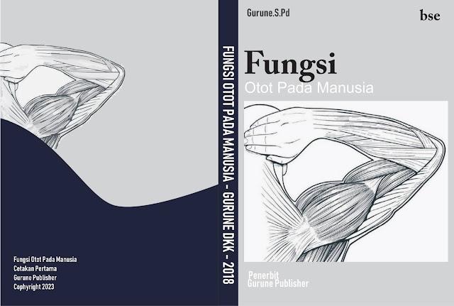 Gambar Cover Buku Otot Pada Manusia