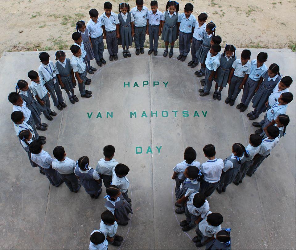 Van Mahotsav Day