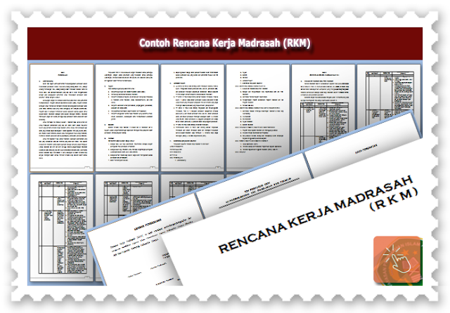 Aplikasi Rencana Kerja Madrasah(RKM) Versi Terbaru Sesuai Juknis