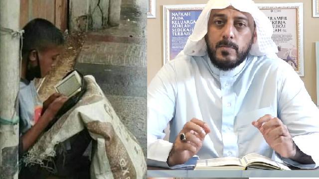 Syekh Ali Jaber Sampai Trenyuh, Akbar Mau Diajak Umroh Hingga Diangkat Jadi Anak Sendiri