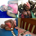 Drunk Kenyan  attack wife with sledge hammer (graphic photos)