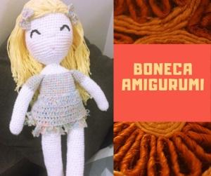 Boneca de crochê: +40 ideias com amigurumi fantásticas ... | 251x300