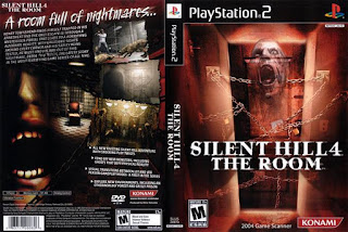 Capa-fromback Silent Hill 4 The Room 2004 PS2 Traduzido PtBr