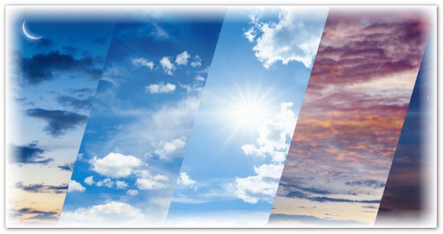 توقعات أحوال الطقس ليوم الأحد 13 دجنبر 2020