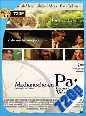 Medianoche en Paris (2011) HD[720P] latino[GoogleDrive] DizonHD