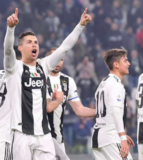 Let there be light!!!;  Cristiano Ronaldo restores electricity to Nigerian communities