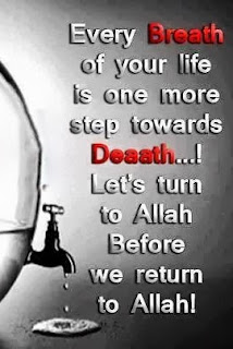 Let Turn To Allah Before We Return To Allah