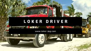 Loker Driver (Sopir Truk SIM B1 Jogja dan Luar Kota)