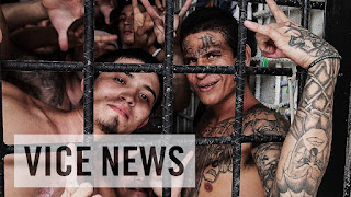 Portada documental Pandillas de El Salvador