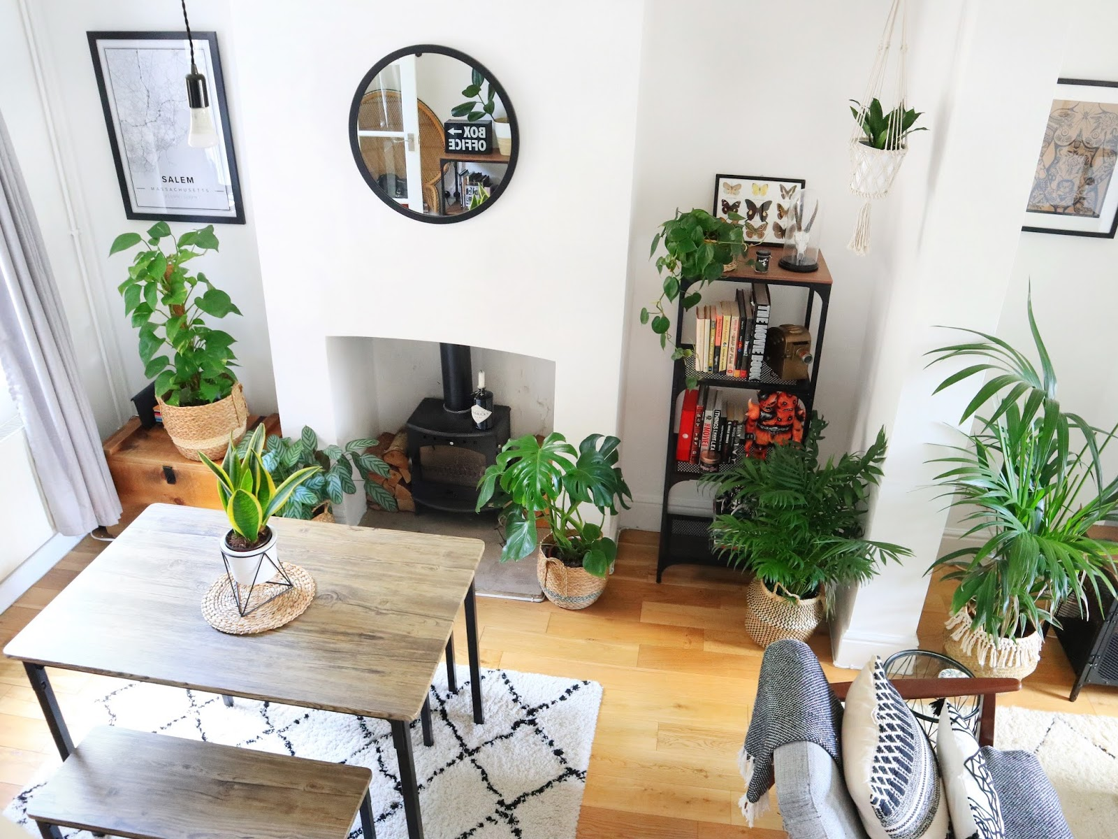 Lifestyle Review: Living Room Tour Update with My-Picture.co.uk