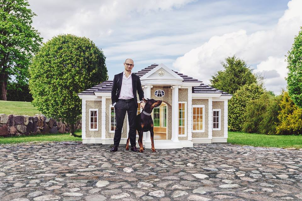 It's a dog's life: Luxury homes for man's best friend, entertainment news