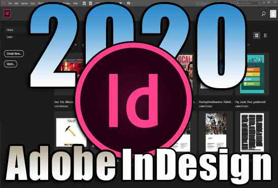 تحميل برنامج انديزاين Adobe InDesign 2020 v15.1.2.226 اخر اصدار مفعل مدى الحياة