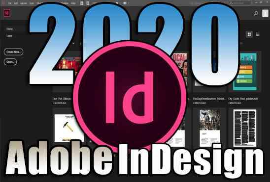 تحميل برنامج انديزاين Adobe InDesign 2021 v16.0.1.109 اخر اصدار مفعل مدى الحياة