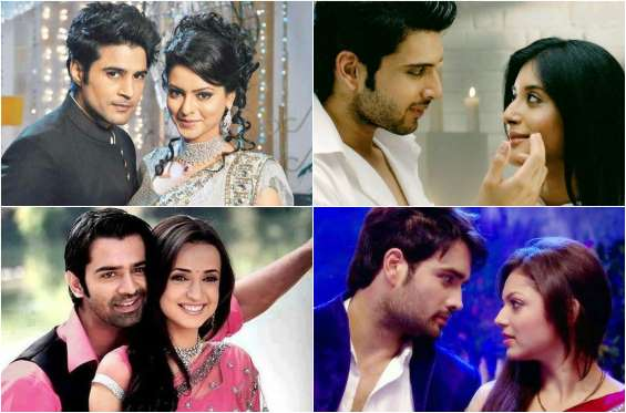 Evergreen on-screen jodis of Indian television-Set 1