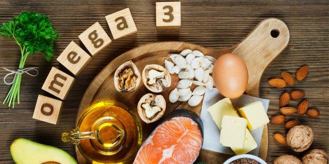 Manfaat Omega 3 Untuk Stroke