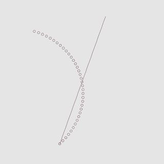 vertex() did not follow rotate()