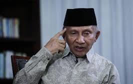 Amien Rais: 'TKA Bukan Hanya Caplok Lapangan Kerja Buruh Kita, Juga Menyangkut Keamanan Indonesia Di Masa Mendatang