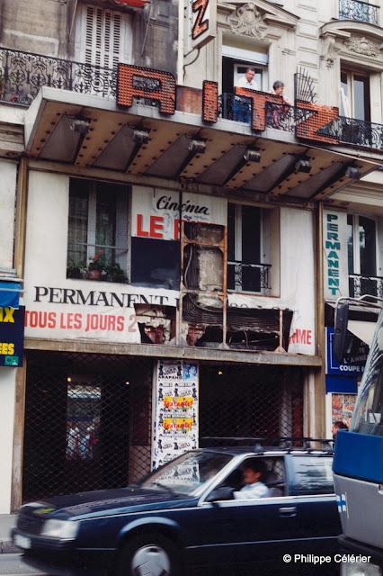 Restaurant Lille Cinema Porno