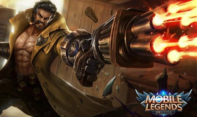 Fakta Unik Hero Fighter Mobile Legends: Bang Bang - Roger