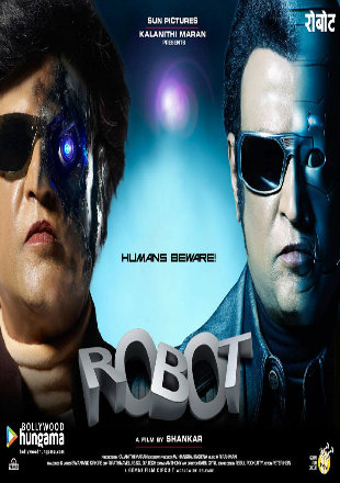 Robot 2010 Full Hindi Dubbed Movie Download