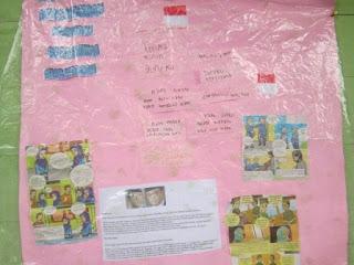 Lomba Mading Majalah Dinding HUT RI ke 72 Tahun 2017 MI Al Raudlah