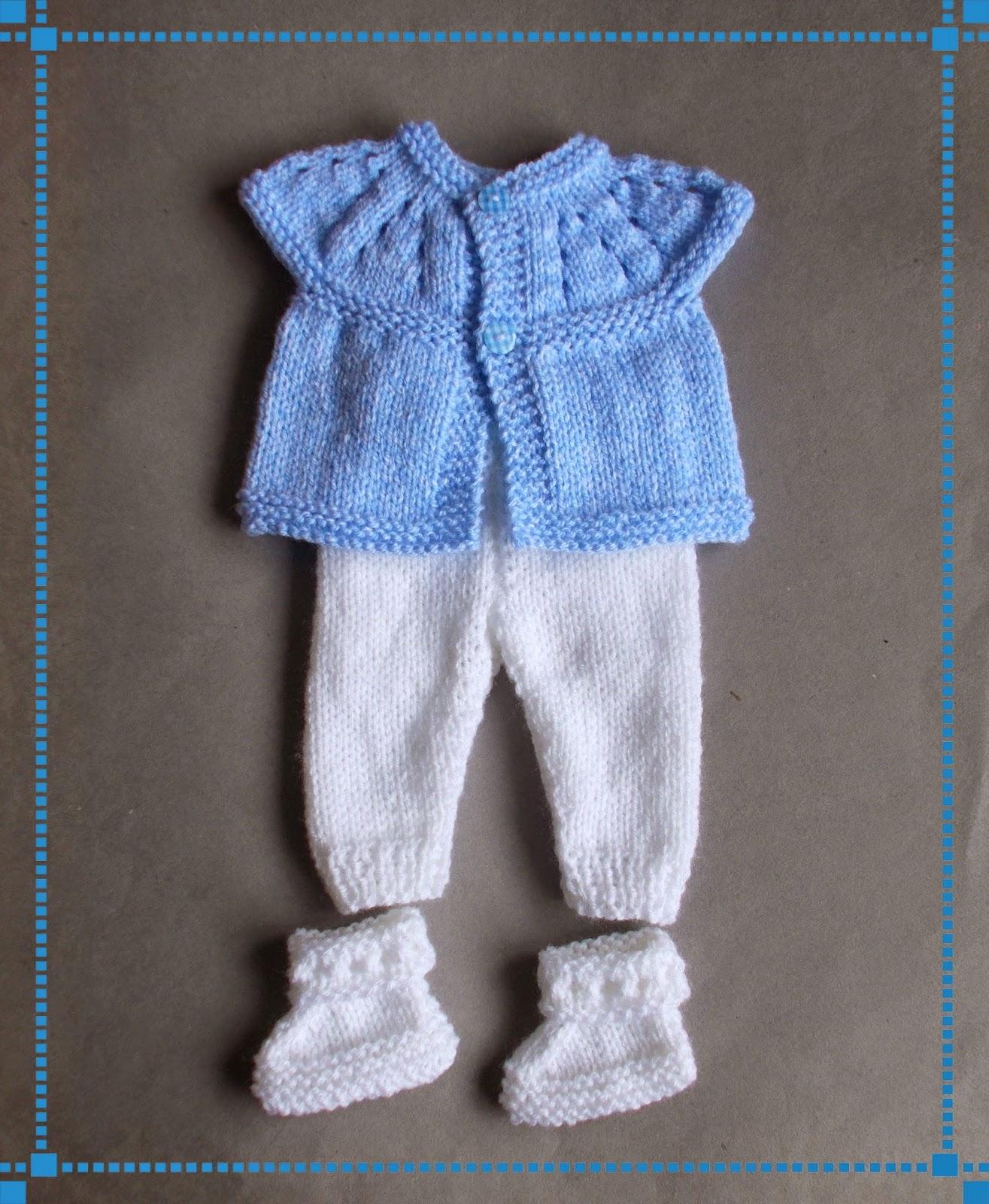 Marianna\'s Lazy Daisy Days: Little Baby Trousers