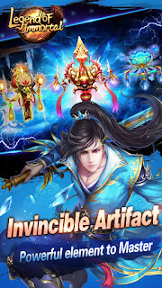 Download Legend of Immortal Apk Mod v6.8 New Release