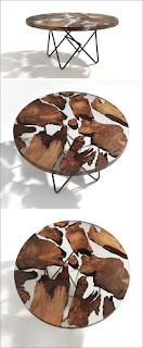 Diy Epoxy Resin Wood Table