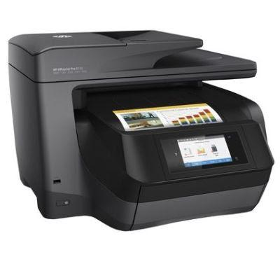 HP Officejet Pro inkjet printer voor kantoor