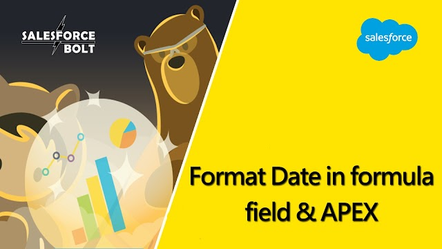 Date format in Formula field and Apex in Salesforce