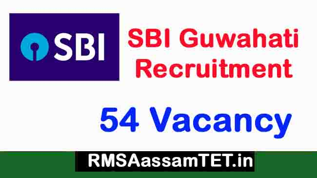 SBI Recruitment 2020: Apply For 54 Business Correspondent Facilitator Posts @ Guwahati
