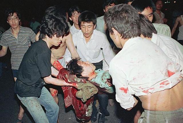 中國茉莉花革命: 《解放軍報》前記者江林談親眼所見六四屠殺