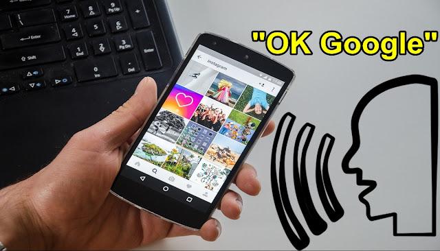 """كيفية إستخدام خاصية المجيب الصوتي """"OK Google"""" في هاتفك الذكي 2019"""