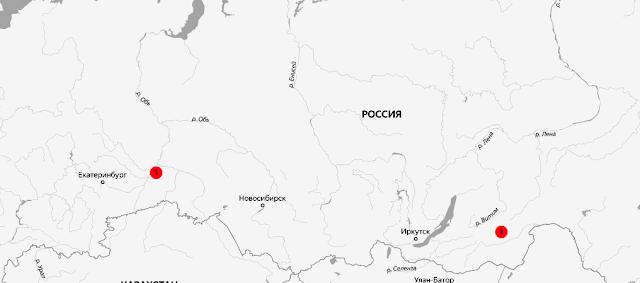 Коронавирус в России карта онлайн