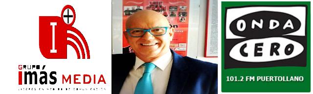 entrevista a Julián Camacho, consejero delegado del grupo Imás Tv