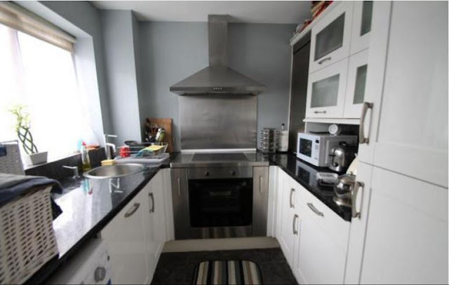 tangmere chichester buy to let kitchen