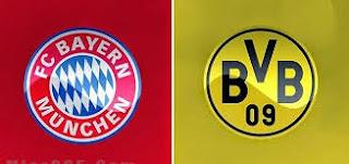 اون لاين مشاهدة مباراة بايرن ميونخ وبروسيا دورتموند بث مباشر 31-3-2018 الدوري الالماني اليوم بدون تقطيع