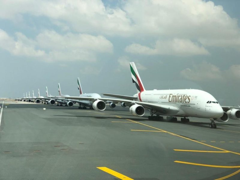 Emirates To Retire 46 Airbus A380, Considers Cutting 30,000 Jobs
