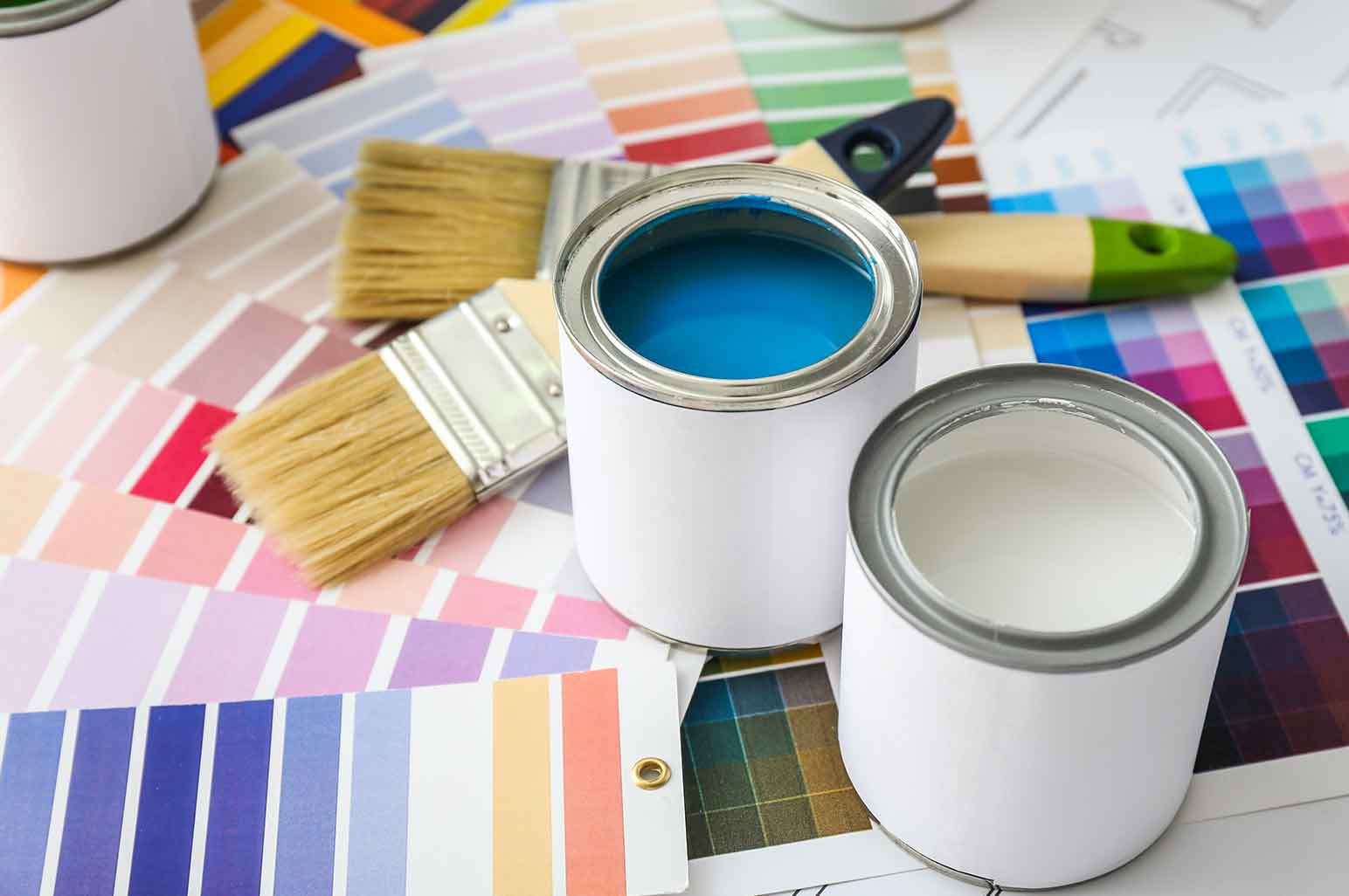 Paint - How to Maintain Your Home When You First Move In