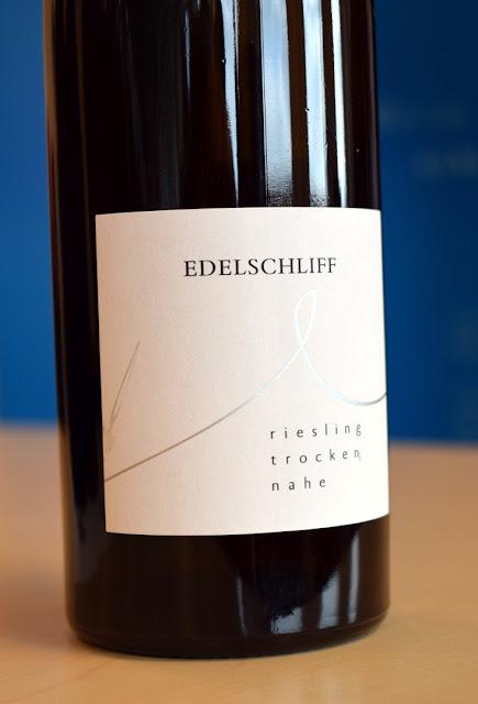 Edelschliff Weinflasche