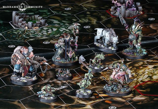 Beastgrave The Wurmspat - Hrothgorn's Mantrappers