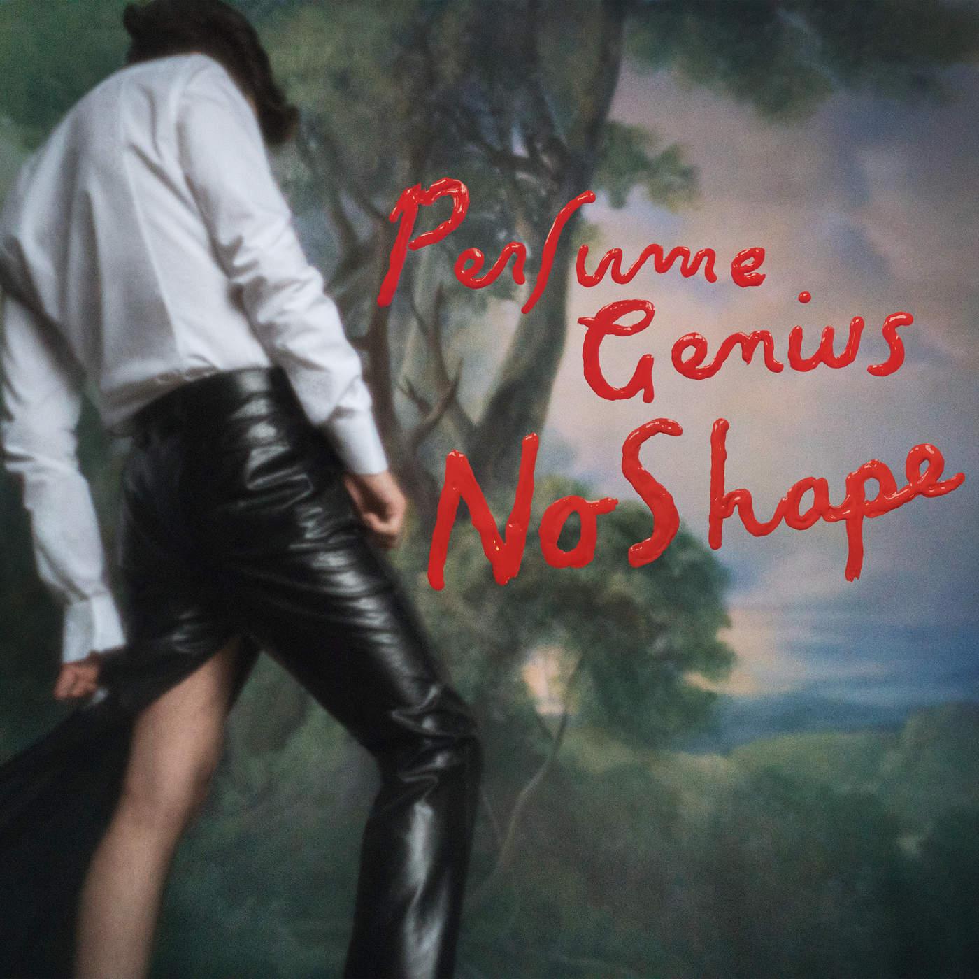 Perfume Genius - No Shape Cover