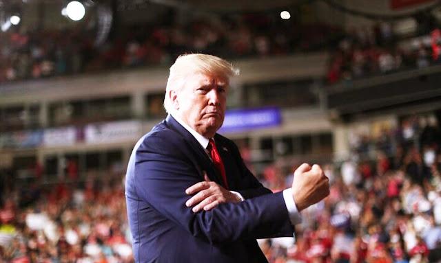 ترامب يعلن عن انتصار للولايات المتحدة على أوروبا