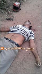 Latrocínio: Homem é morto com um tiro na cabeça no interior de Brejo, vitima teve uma moto roubada