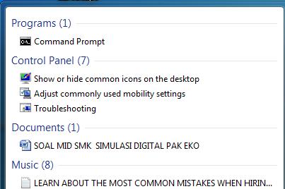 Pengertian Command Prompt, Cara Masuk Serta Fungsinya